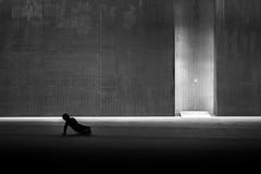 """sen bana bakma... (*) (Özgür Gürgey) Tags: 2015 50mm bw büyükçekmece d750 nikon sancaklarcamii architecture child grainy indoor people silhouettes vignette wall özdemirasaf istanbul"
