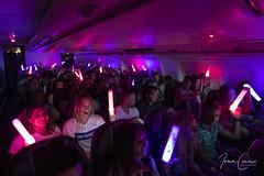 Tomorrowland Party Flight – Brussels Airport (BRU EBBR) – 2019 07 18 – 62 – Copyright © 2019 Ivan Coninx (Ivan Coninx Photography) Tags: ivanconinx ivanconinxphotography photography aviationphotography tomorrowland tomorrowlandpartyflight partyflight tmlpartyflight tomorrowland2019 brusselsairlines airbus a330 oosfx
