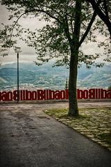BilbaoBilboBilbaoBilboBilbaoBilbo... (orkomedix) Tags: canon eosr rf24105f4l bilbao spain basque miradordeartxanda red boundry phototrip