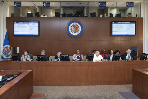 Regular Meeting of the Permanent Council, July 24, 2019