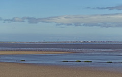 View from Southport pier
