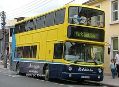 Dublin Bus AV395 (04D20395). (Fred Dean Jnr) Tags: dublinbus dbrook volvo b7tl alexander alx400 av395 04d20395 parnellstreetwaterford july2005 busathacliath dublinbusyellowbluelivery transbus