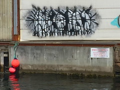 HUR July 2019 (svennevenn) Tags: hur eirikfalckner graffiti bergengraffiti gatekunst streetart usfverftet