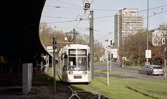 2004-11-13 Düsseldorf Tramway Nr.2113 (beranekp) Tags: deutschland germany düsseldorf tramvaj tram tramway tranvia strassenbahn šalina elektrika električka 2113