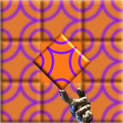 Balanceakt (lotharmeyer) Tags: design art moderne colors farben abstrakt style extrem bunt impressionen elipse red blue orange lotharmeyer fotografik