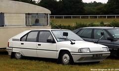 Citroën BX 15 RE 1987 (XBXG) Tags: es170ng citroën bx 15 re 1987 citroënbx blanc white célébrationcentenairedecitroën célébration centenaire 2019 lafertévidame 28 eureetloire eure et loire france frankrijk youngtimer old classic french car auto automobile voiture ancienne française vehicle outdoor