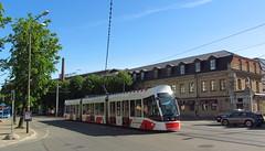 Estonia - Tallinn tram (onewayticket) Tags: tram transport urban tlt caf urbos axl cafurbosaxl alloverlivery tallinn estonia