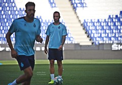 DSC_3653 (Noelia Déniz) Tags: rcde espanyol entreno training treino previa davidgallego rdp media europaleague fútbol football futebol soccer perico blanquiazul