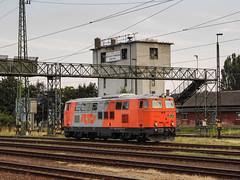 RTS 2143 032 (Márton Botond) Tags: rts swietelsky rtsswietelsky 2143 br2143 sgp locomotive electriclocomotive train trainstation transport hatvan hungary europa panasoniclumixdmclz20
