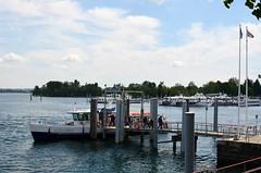 ALBATROS BOAT (Bruno Viganò) Tags: arona lakemaggiore lake maggiorelake lagomaggiore motonave motorboat ferryboat nikon5100 nikon 35mm acqua water