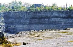 Lucas County Monocline (Benchmark Materials-France Stone Company Sylvania Quarry, Lucas County, Ohio, USA) 2 (James St. John) Tags: lucas county monocline monoclines fold folds quarry quarries sylvania ohio