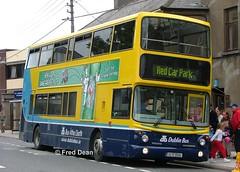 Dublin Bus AV261 (02D20261). (Fred Dean Jnr) Tags: dublinbusyellowbluelivery dbrook busathacliath dublinbus volvo b7tl alx400 alexander waterford july2005 parnellstreetwaterford av261 02d20261
