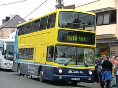 Dublin Bus AV394 (04D20394). (Fred Dean Jnr) Tags: dublinbusyellowbluelivery dbrook busathacliath dublinbus volvo b7tl alx400 transbus waterford july2005 parnellstreetwaterford av394 04d20394