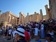 Akropolis (gregory.tetsios) Tags: huaweicltl29 huaweip20pro greece grèce athens athènes acropole acropolis parthénon parthenonas hellas ελλάσ ελλάδα