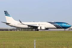 VP-CKK (GH@BHD) Tags: vpckk boeing 737 739 737900 bbj bbj3 b737 b739 nasjet aircraft aviation airliner executive corporate stn egss londonstanstedairport stanstedairport stansted