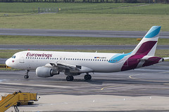 D-ABFO | Eurowings | Airbus A320-214 | CN 4565 | Built 2011 | VIE/LOWW 06/04/2019 (Mick Planespotter) Tags: dabfo eurowings airbus a320214 4565 2011 vie loww 06042019 aircraft airport 2019 schwechat vienna airlines airline plane planespotter airplane aeroplane spotter nik sharpenerpro3 a320