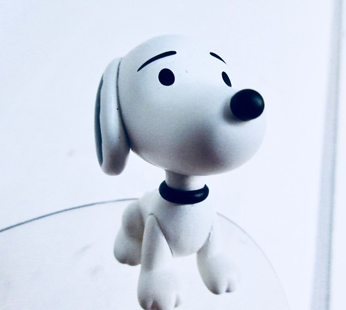 Charlie Brown and Snoopy 1950s Type Medicom 6511