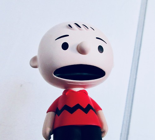 Charlie Brown and Snoopy 1950s Type Medicom 6505