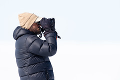 Adam Walleyn | Bird Guide and Tour Leader (Paul B Jones) Tags: floeedge adamwalleyn birdguide tourleader birder birdwatcher canon eos1dxmarkii ef600mmf4lisiiiusm 14xiii