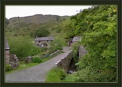 Boot stone bridge wc (edenseekr) Tags: stonebridge england photopainting digitallypainted watercoloreffect