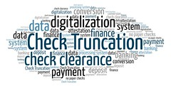 Check Truncation (Ben Taylor55) Tags: check truncation payment no paper checks tags words tagcloud wordcloud clearance data digitalization conversion finance banking attestation