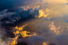 Clouds over the South China Sea