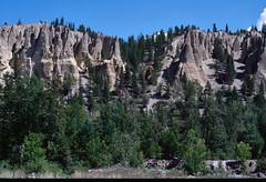 Bluffs in Columbia Valley (Trevor Sowers) Tags: eos1v canoneos1v kodak ektachromee100 ektachrome ef50mmf12l slidefilm