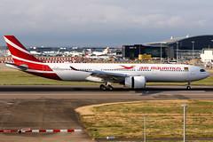 Air Mauritius | Airbus A330-900 | 3B-NBV | London Heathrow (Dennis HKG) Tags: mauritius airmauritius mau mk aircraft airplane airport plane planespotting canon 7d 70200 london heathrow egll lhr airbus a330 a330900 airbusa330 airbusa330900 a330neo a339 3bnbv
