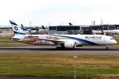 EL AL | Boeing 787-9 | 4X-EDD | Las Vegas livery | London Heathrow (Dennis HKG) Tags: elal ely ly israel aircraft airplane airport plane planespotting canon 7d 70200 london heathrow egll lhr boeing 787 7879 boeing787 boeing7879 dreamliner 4xedd