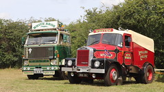 White Restorations (Duck 1966) Tags: volvo scammell truck weeting