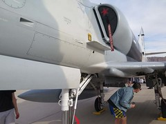 "Douglas A-4N Skyhawk 7 • <a style=""font-size:0.8em;"" href=""http://www.flickr.com/photos/81723459@N04/48370762636/"" target=""_blank"">View on Flickr</a>"