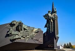 To Donbass Liberators (denkuznets81) Tags: donetsk donbass city monument museum park history statue ww2 cityscape architecture memorial донецк донбасс музей памятник парк история