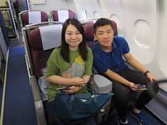 IMG_5583 (maywang1999) Tags: 華航 商務艙