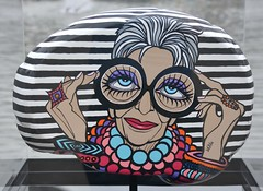 Moxie Wide Big Eyes by Michelle Vella, Brain Project, Nathan Phillips Square, Toronto, ON (Snuffy) Tags: moxiewidebigeyes michellevella brainproject brainproject2019 nathanphillipssquare toronto ontario canada musictomyeyes