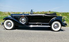 Packard Super 8 Victoria 1933