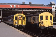 Charing Cross (lewispix) Tags: class411 emu 1527 1528 4cep 4epb 5140 charingcross