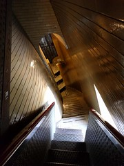 Stairway to heaven (mandrej) Tags: architecture interior stairs dome rome vatican