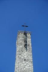 Tower @ Eglise Sainte-Geneviève des Bressis @ Cran-Gevrier
