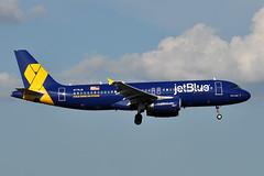 N775JB  A320-232  JetBlue Airlines (n707pm) Tags: usa airplane airport florida aircraft airline airbus mco a320 320 jbu jetblueairways kmco orlandointernational 320232 n775jb orlandomccoyairport vetsinblue 21062015 cn3800 jetbluehonoursourveiterains