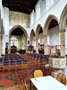 St Mary, Marston Moretaine: nave and chancel