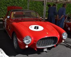 FERRARI 250 GT Europa - 1953 (SASSAchris) Tags: ferrari 250 gt europa voiture v12 italienne maranello enzo scuderia castellet circuit cavallino ricard rampante 10000 tours 10000toursducastellet httt htttcircuitpaulricard htttcircuitducastellet pininfarina