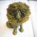 3D printed toy lion