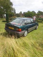K774VPJ 1992 Rover 216 GSI Auto (sallanfiesta91) Tags: rover 200 216 gsi auto 1992 k774vpj festivaloftheunexceptional