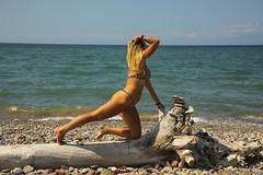 V (Matt Champlin) Tags: sexy woman women model modeling beach beautiful blonde summer bikini swim swimming awesome lakeontario fair fairhaven amazing sun sunny sky nature landscape hot heat