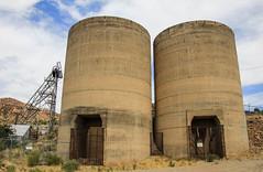 Old Dominion Mine Historical Park (Buck--Fever) Tags: oldbuildings old olddominionhistoricalpark coppermine globearizona centralarizona canon60d tamron18400lens arizona arizonaskies arizonawonders