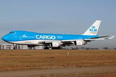 PH-CKB (rcspotting) Tags: phckb boeing 747400f klm cargo vcp sbkp