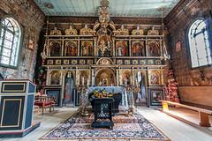 Cerkiew w Brunarach zbudowano pod koniec XVIII w.