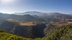 Moroccan Landscapes - The Valley Bellow (Daveoffshore) Tags: morocco green high atlas mountain valley gorge water sky tree vegetation scenic landscape picturesque daveoffshore david ferguson photographer photo image copyrighted davidferguson daveoffshorenetscapenet copyright