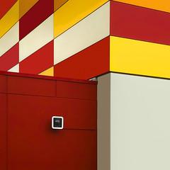 [o] (Blende1.8) Tags: storefront fassade facade colours colour colorful colourful color colors velbert farbig bunt supermarkt supermarket abstrakt abstrct iphone mobileshot mobile nrw