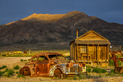Historic Mining Town in Nevada (Jeff Sullivan (www.JeffSullivanPhotography.com)) Tags: historic mining ghost town nevada usa abandoned rural decay landscape travel photography canon eos 5dmarkiv photos copyright jeff sullivan may 2019 photomatix hdr